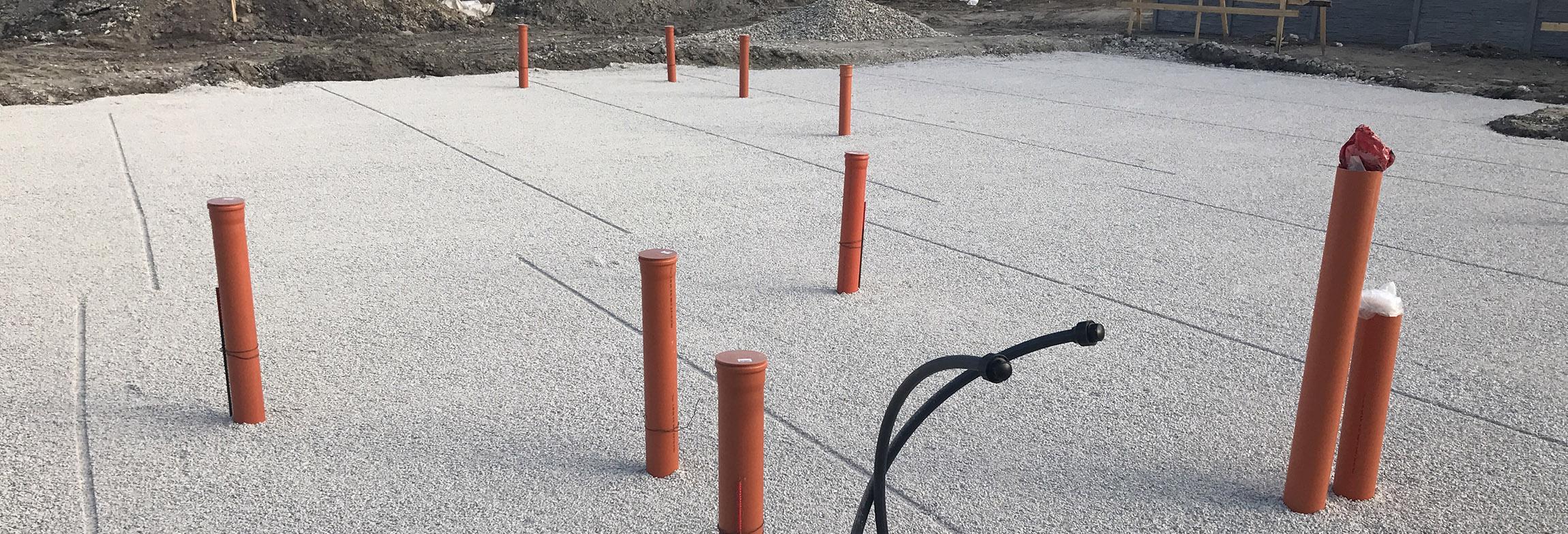 Polystyrénové tvárnice pre nízkoenergetické a pasívne budovy.
